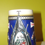 Budweiser ''Harness'' 1988 Stein CS94
