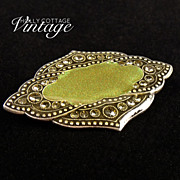 SALE Vintage Catherine Popesco brooch