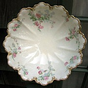 Antique Haviland Limoges Bowl Wonderful Shape