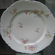 Antique Haviland Limoges Dinner Plate Schleiger 36