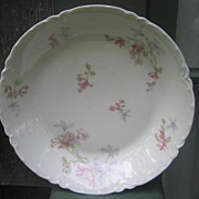 Antique Haviland Limoges Bowl Schleiger 36