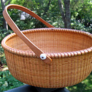 Nantucket Basket  Hand Made