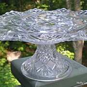 Lovely Pedestal Based Cake Stand