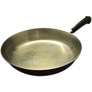"Revere Ware Copper Bottom 10"" Skillet"