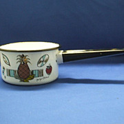 Georges Briard Ambrosia Tiny Sauce Pot Pan