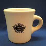 Steak & Shake Buffalo China Restaurant Ware Mug