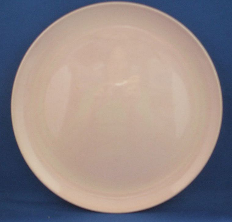 Pink Pebbleford Dinner Plate Taylor Smith & Taylor