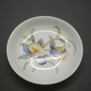 Aynsley Just Orchids Bone China Coaster