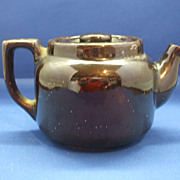 Brown Glazed Small Tea Pot Canada