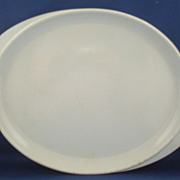 Boonton Melmac White Oval Platter Wings