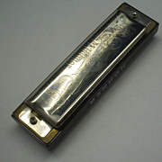 Hohner Big River Harp Harmonica Made in Germany
