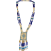 Roaring 20's Beaded Flapper Necklace
