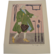 1950's: Medical Costume Prints, Signed by Warja Honegger Laveter
