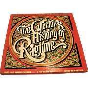 """ The Collector's History of Ragtime "" Recordings  with Richard Zimmerman"