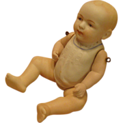 REDUCED *Antique : Bisque Baby Doll