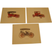 1953: Complete Collection of Antique Automobile prints from Rinshed- Mason Company