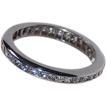 c1920 - Platinum & Diamond ETERNITY BAND