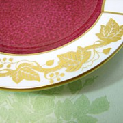 SALE Wedgwood Ruby Whitehall Ashtray