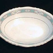 SALE Syracuse Raleigh Oval Serving Bowl - 1930s