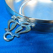 SALE Sheffield Silver Co. Silverplate Bowl- Vintage