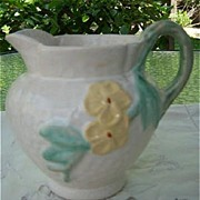 SALE Weller Pottery Pitcher