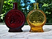 Wheaton Nuline Miniature Collector Series Coin Bottles