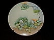 Hand Painted Artist Signed Gotham Austria Plate