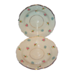 Two Bowls By Royal Staffordshire in the Rose Pansy Forget Me Not Pattern