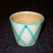 SALE Weller Pottery Flower Pot
