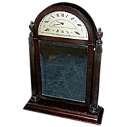 SALE Ansonia Swing Dresser Mirror Clock