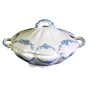 SALE Gravy Tureen by John Maddock & Sons 'Heumann'
