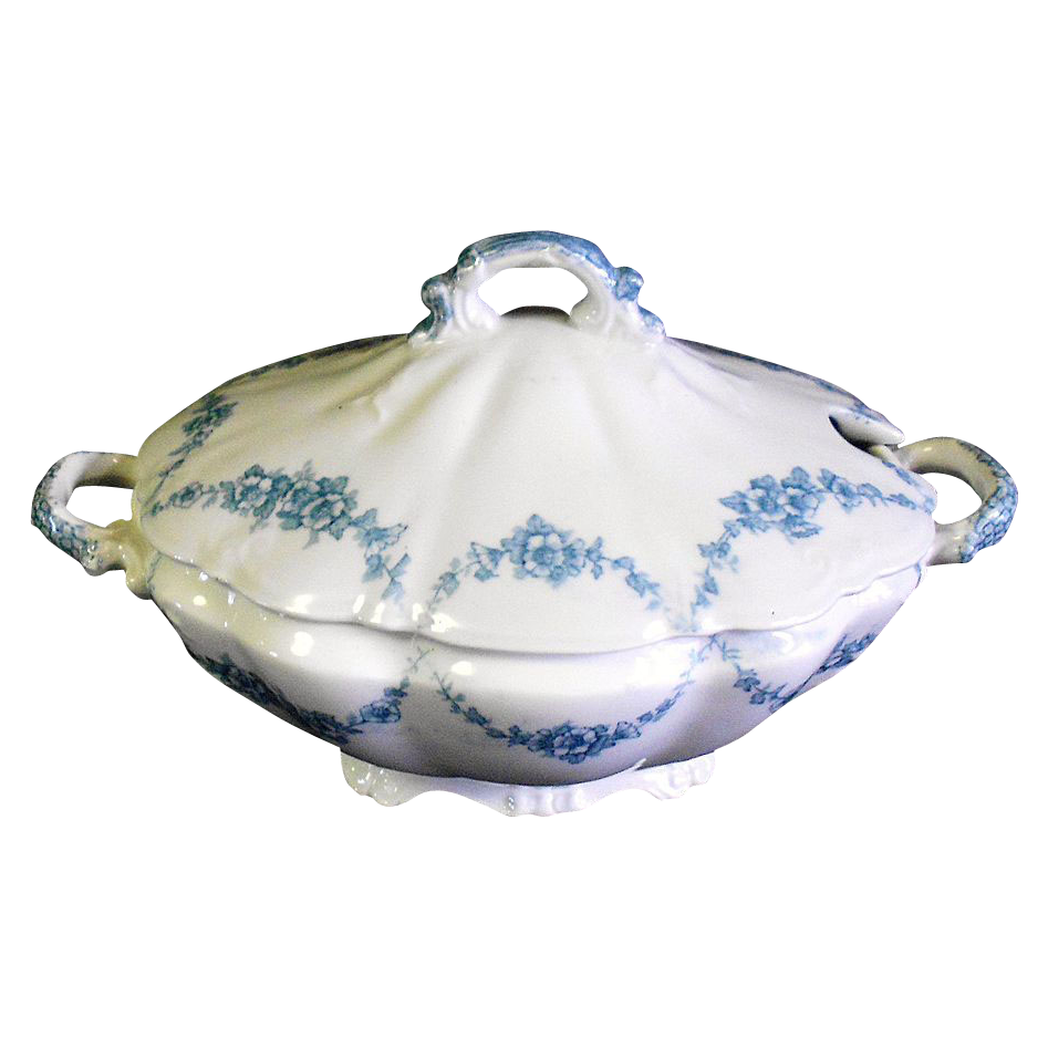 Gravy Tureen by John Maddock & Sons 'Heumann'