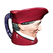 SALE Royal Doulton Cardinal Medium Toby Jug D6033 A Mark