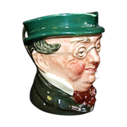 SALE Royal Doulton Mr. Pickwick Toby Jug D5839 A mark