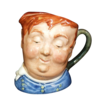 Royal Doulton Fat Boy Toby Jug D5840 A Mark