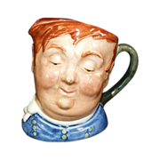 SALE Royal Doulton Fat Boy Toby Jug D5840 A Mark