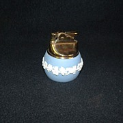 SALE Wedgwood Jasperware Table Lighter by United