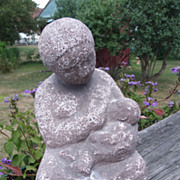 SOLD Mother and Child Sculpture Franc Epping *Listed Artist*
