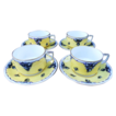 Dresden Porcelain Demitasse Set