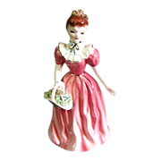 SALE Shafford  Maiden Figurine