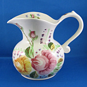 SALE Blue Ridge Sally China Pitcher