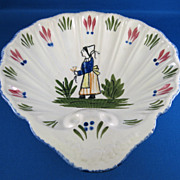 SALE Southern Potteries Blue Ridge French Peasant Relish