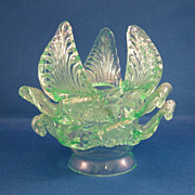 SALE Green Vianne Style Petal Shade