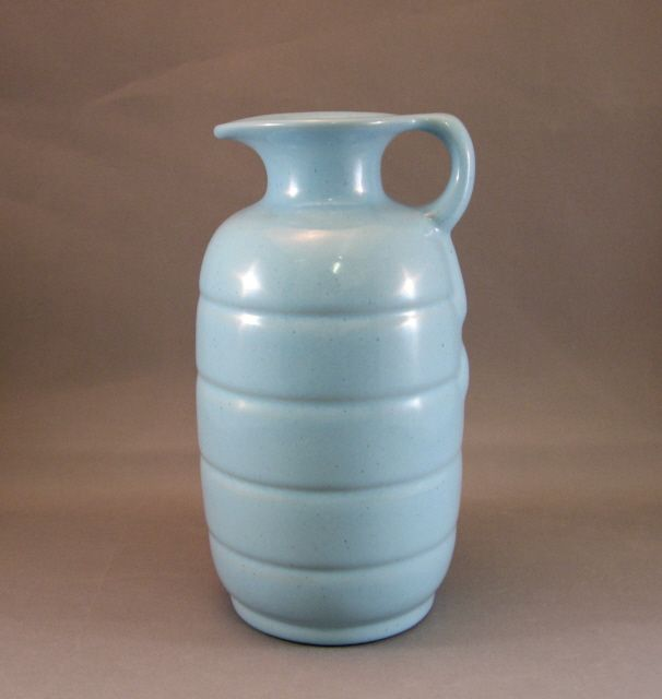 Frankoma Blue Jug or Pitcher