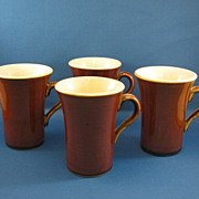 SALE 4 Hall Coffee Cups or Mugs
