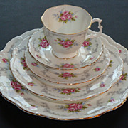 Royal Albert TRANQUILLITY 5-Piece Place Settings + Completer Pieces