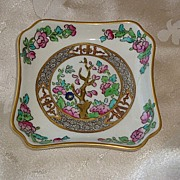 Coalport Indian Tree Ashtray