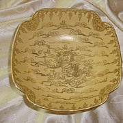REDUCED Oriental Stanley China Bowl - Gold Decoration ~ STUNNING