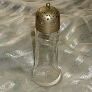 REDUCED Antique Sugar Sifter / Shaker Muffineer