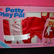 SALE NRFP Ideal Talking Patty Playpal Clothing and Tape